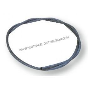 Câble acier galvanisé Ø 6 mm