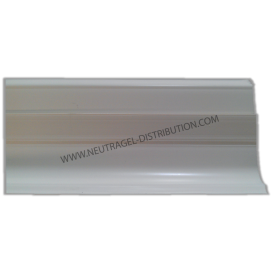 Plinthes PVC hauteur 80 mm