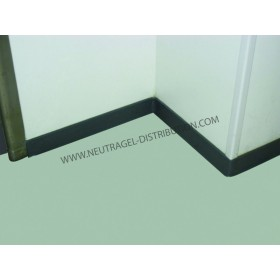 Plinthe PVC semi-rigide...