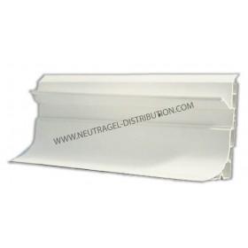 Plinthe PVC hauteur 100 mm