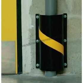 Protège-conduit Noir / Jaune