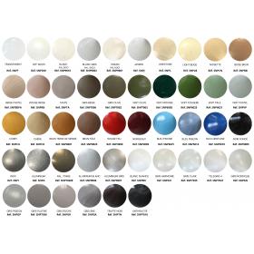 Panel de couleur Parasilico Prestige Colour DL CHEMICALS
