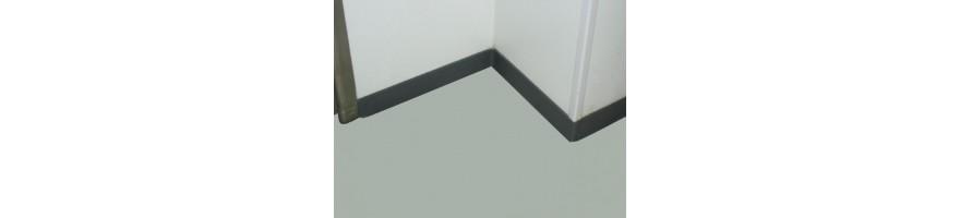 Hauteur 100 mm PVC semi-rigide